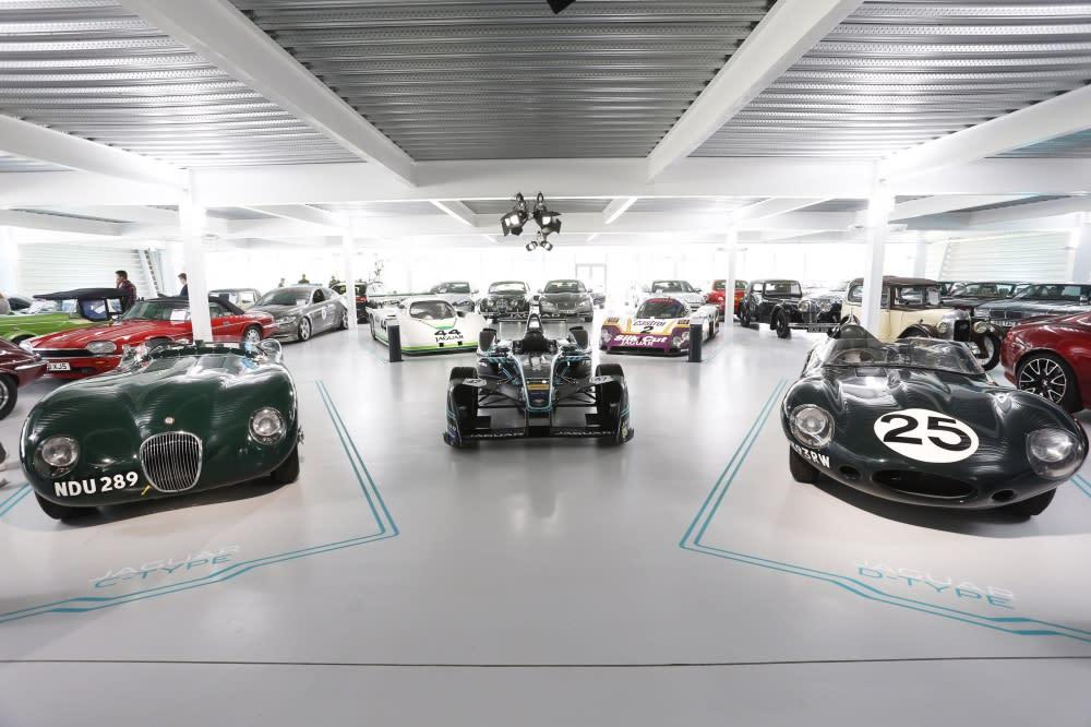 Jaguar Land Rover擁有9,000名工程師,是英國目前最大的汽車集團。