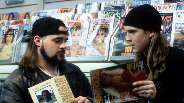 Kevin Smith shares stories from the writing, casting and making of 'Mallrats'