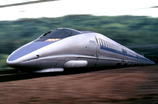 Japan is spending years making one train line a minute faster