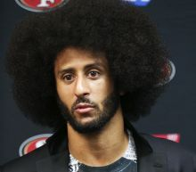 The Latest: Kaepernick's supporters rally outside NFL office