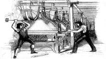 Cuando en 1855 tuvo lugar en Barcelona la 'Primera Huelga General' en la Historia de España