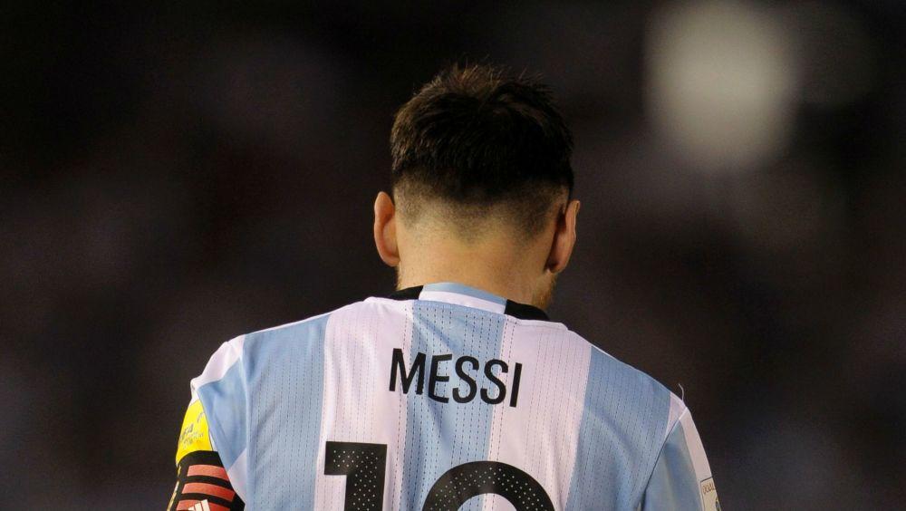 """""""Messi debería haber jugado con Bolivia"""""""