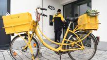 Zeitung: Post zahlt neuen Postboten hohes Einstiegsgehalt