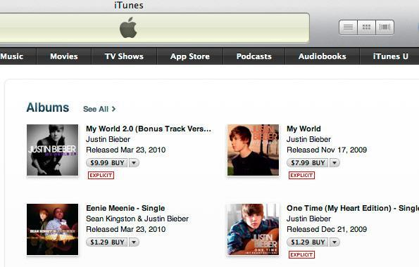Apple in talks to launch iTunes subscription music service?