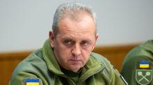Le nouveau président ukrainien évince le chef de l'armée