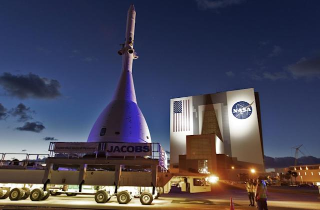 Watch NASA test the Orion module's launch abort system at 7AM ET