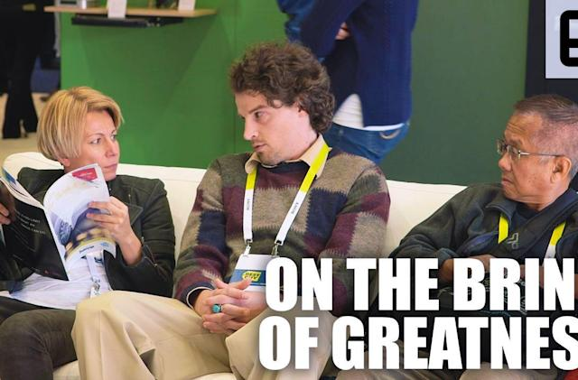 On the Brink of Greatness: Tech conferences