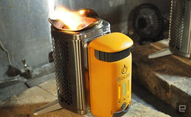 BioLite's new off-the-grid gear doubles down on power and light