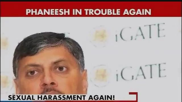 iGate sacks CEO Phaneesh Murthy after sexual harassment claim