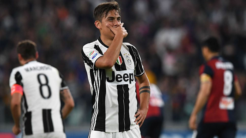 Juventus 4 Genoa 0: Much-changed champions make light work of strugglers