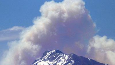 Homes Burned, Thousands Evacuate for Colo. Fire