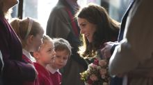 Duchess of Cambridge launches new mental health website for schools