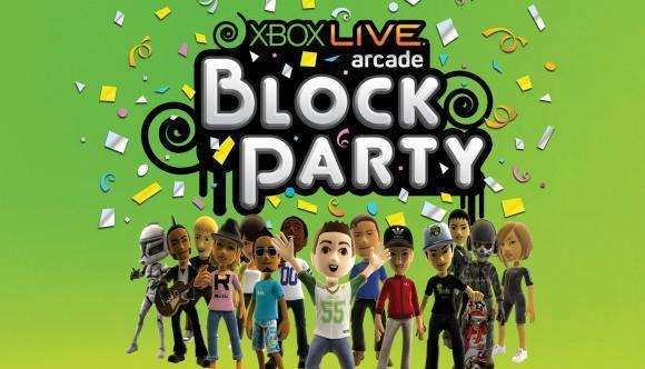 Xbox Live Arcade Block Party games, Game Room dated