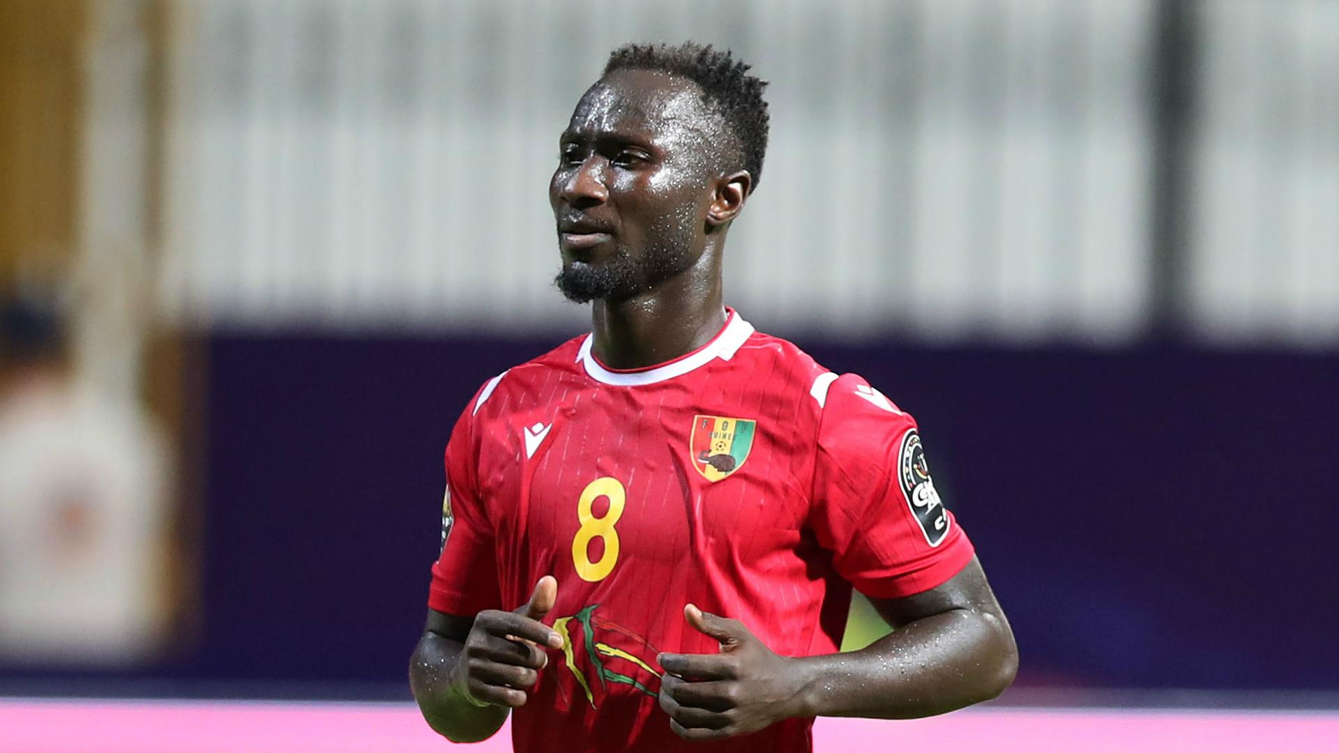 separation shoes 16630 e8dcc Afcon 2019: Naby Keita leaves Guinea camp for Liverpool ...