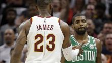 Was an unrequited high-five at the root of the Kyrie Irving-LeBron James feud?