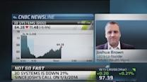 3D Systems 'pretty ugly,' but I'm staying: Trader