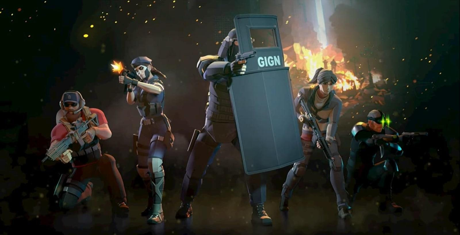 Elite Squad' pulls together a Tom Clancy dream team on mobile ...