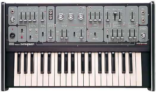 Visualized: 37 years of Roland synths in one awesome animated GIF