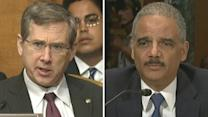 Senator to Holder: Were Congress, Justices Spied On?