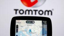 TomTom beats second quarter revenue forecasts, ups 2019 outlook