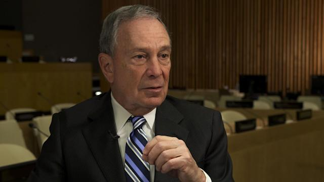 Bloomberg on Gun Control