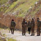 U.S.-backed Syrian force still battling Islamic State