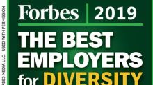 Wyndham Destinations Named to Forbes list of Best Employers for Diversity