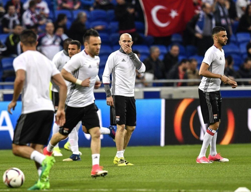 OL-Besiktas: comment les Lyonnais ont vécu les incidents dans le vestiaire
