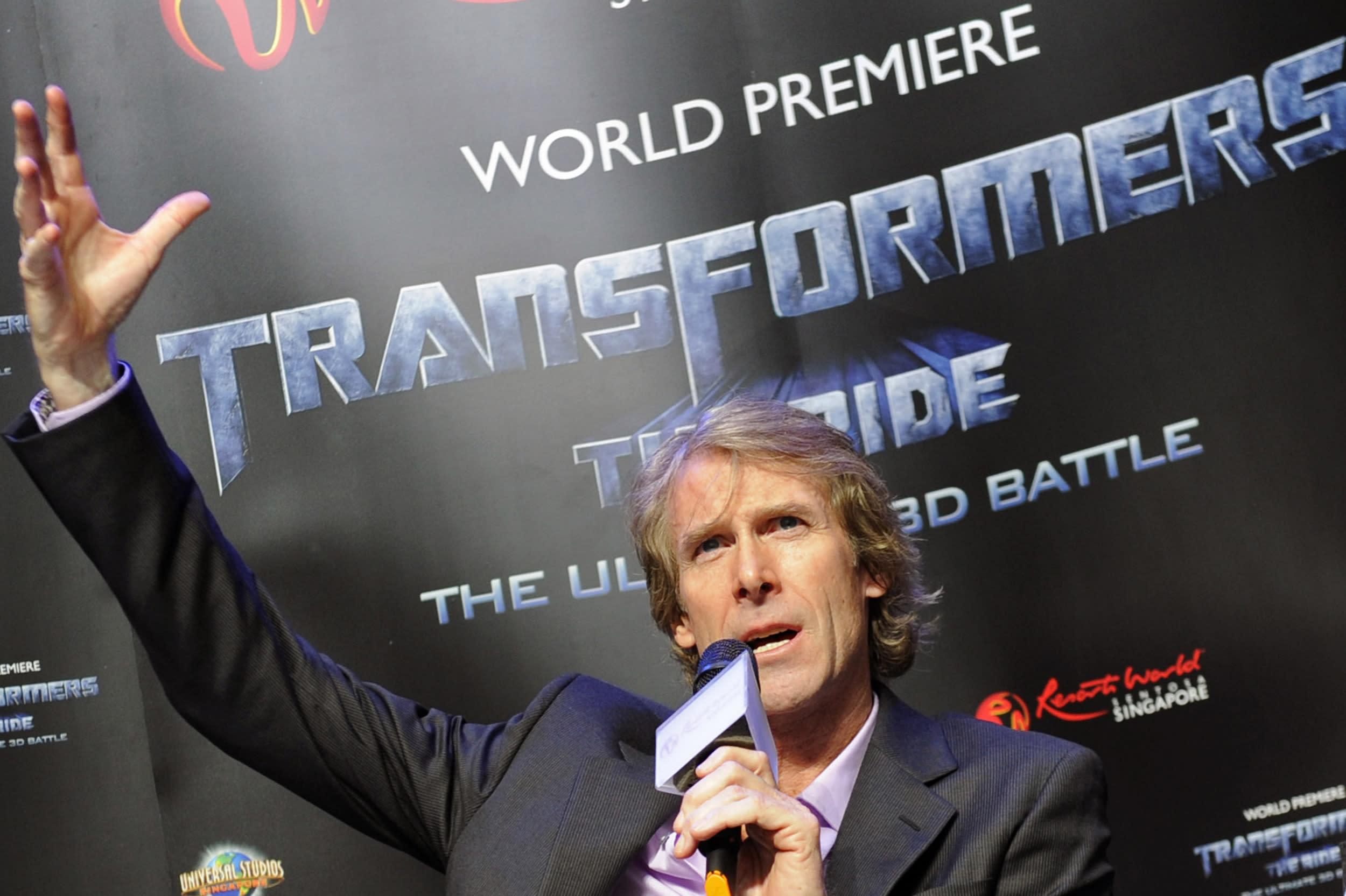 Earnings of $82 million put the Transformers director in the upper-echelons of the big earners. His blockbuster action films haven't always been a big hit with the critics, but have pulled in the crowds, guaranteeing him big money. He took a bit of a hit this year - with his earnings almost halving from a year earlier (when he was the second-highest paid celebrity). However, Transformers 4 should have him back on top next year.