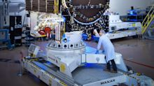 All-Electric Maxar 1300-Class Communications Satellite to Deliver Broadcast Services for Eutelsat Customers