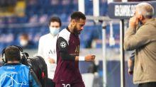 0-2. Doblete de Kean, lesión de Neymar