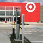 Target targets 600 EV chargers in 2 years