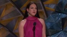Daniela Vega: Star of A Fantastic Woman makes Oscars history as first openly transgender presenter