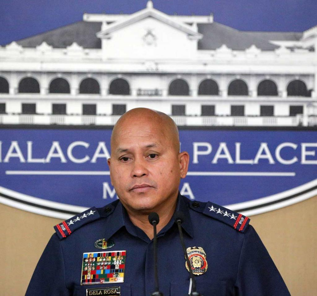 PNP Chief Ready To Be Jailed Over Vegas Trip