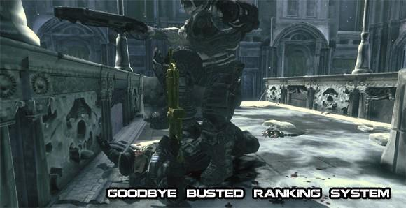 Epic contemplates Gears of War 2 ranking system overhaul
