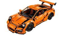 Porsche 911GT3 RS Lego Technic model revealed