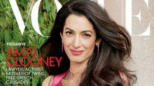 The Clooneys love dog art and can't cleanse: 7 best moments from Amal's Vogue interview