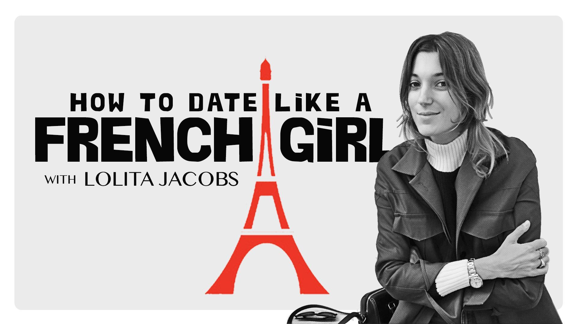 Dating a cool french girl