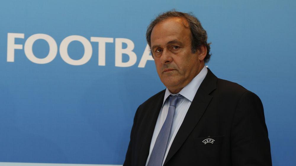 """Michel Platini verbittert in der Verbannung: """"Ich bin doch kein Penner"""""""