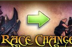 Race change available