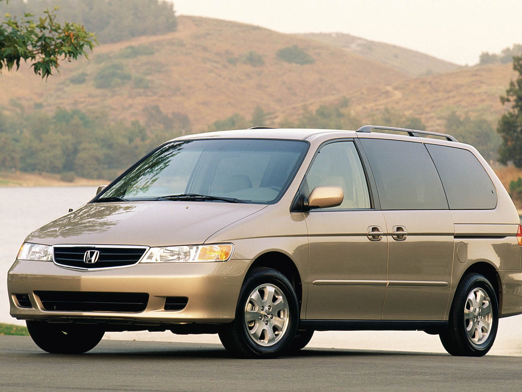 A teenager d in a Honda Odyssey due to a feature the pany has