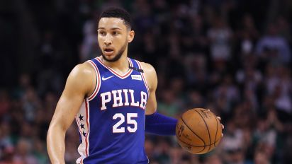 Simmons claims another major NBA honour