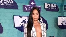 Demi Lovato's risky red carpet look is all about confidence