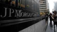 JPMorgan first-quarter results announcement mistakenly released on Business Wire
