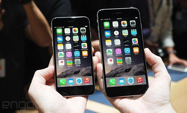 Apple's iPhone 6 and 6 Plus coming to China on October 17th