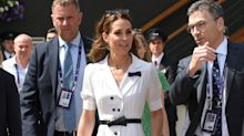 Kate Middleton's stunning white Wimbledon dress is finally available to buy