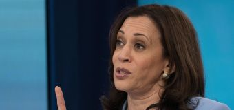 Harris's new, politically loaded trip to the border