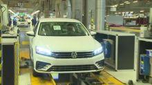 Volkswagen raises mid-term profit, sales outlook
