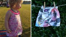 You won't believe what these kids clothes are made from