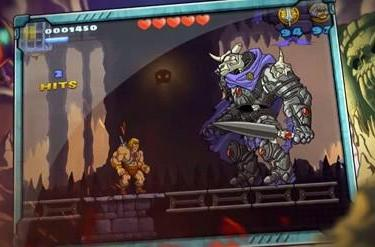 Daily iPhone App: He-Man: The Most Powerful Game in the Universe has the power
